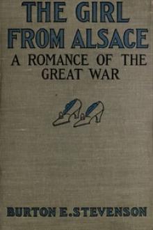 The Girl from Alsace by Burton E. Stevenson
