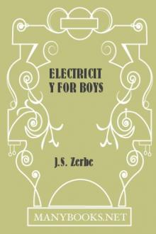 Electricity for Boys by J. S. Zerbe