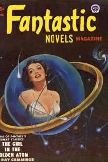 The Girl in the Golden Atom by Raymond King Cummings