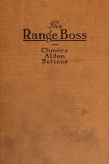 The Range Boss by Charles Alden Seltzer