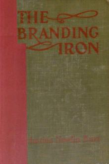 The Branding Iron by Katharine Newlin Burt