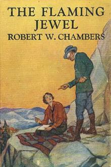 The Flaming Jewel by Robert W. Chambers