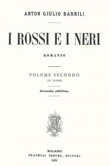 I rossi e i neri, vol. 2 by Anton Giulio Barrili