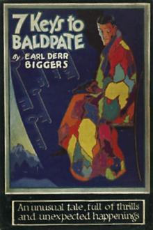 Seven Keys to Baldpate by Earl Derr Biggers