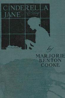 Cinderella Jane by Marjorie Benton Cooke