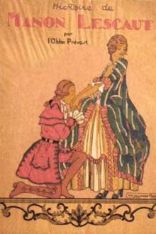 Manon Lescaut by The Abbé Prévost