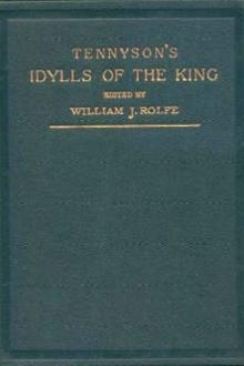 Idylls of the King by Alfred Lord Tennyson