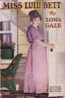 Miss Lulu Bett by Zona Gale