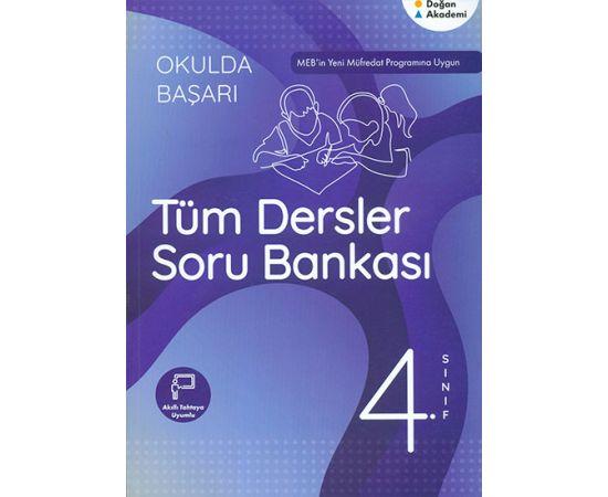 4.Sınıf Tüm Dersler Soru Bankası Doğan Akademi