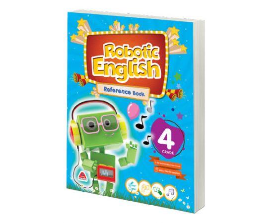 Damla 4.Grade Robotic English Reference Book