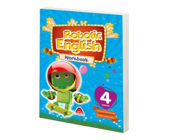 Damla 4.Grade Robotic English WorkBook