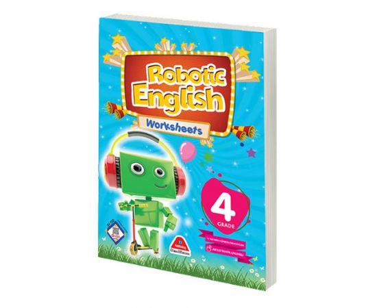 Damla 4.Grade Robotic English WorkSheet