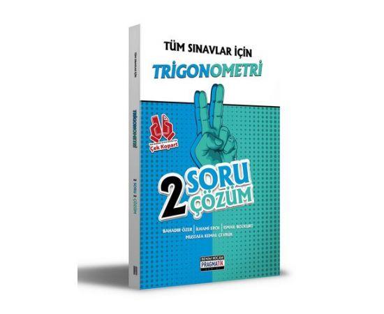 Benim Hocam Tüm Sınavlar İçin Trigonometri 2 Soru 2 Çözüm Fasikülü