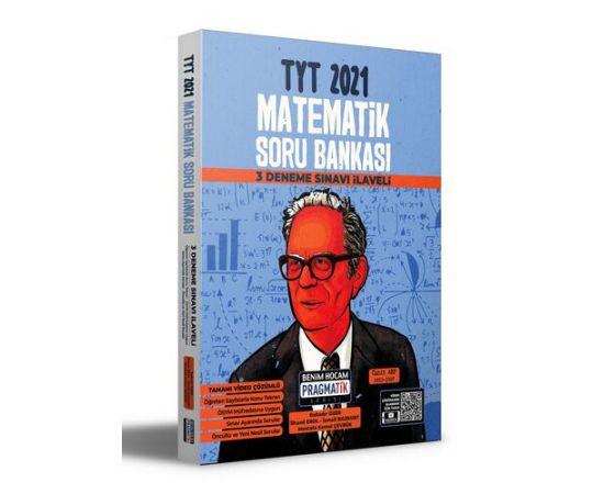 Benim Hocam 2021 TYT Matematik Soru Bankası 3 Deneme Sınavı