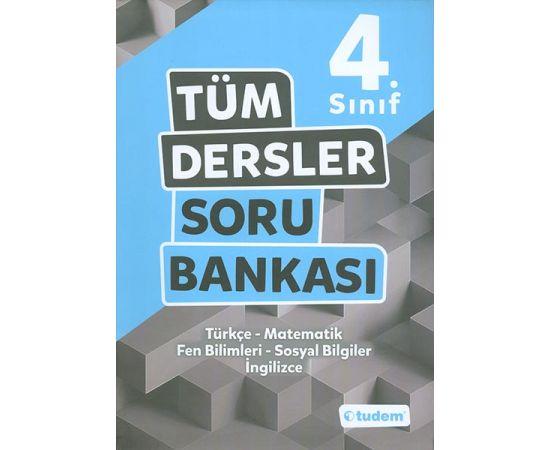 Tudem 4.Sınıf Tüm Dersler Soru Bankası
