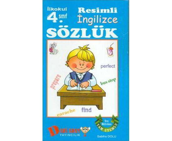 4.Sınıf Resimli İngilizce Sözlük Dahi Adam Yayınları