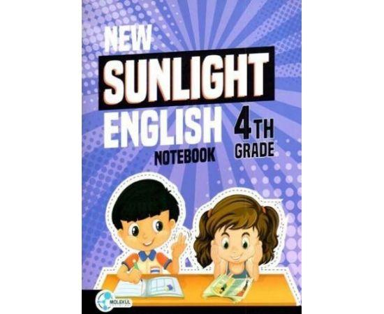 Molekül 4.Sınıf New Sunlıght English Notebook