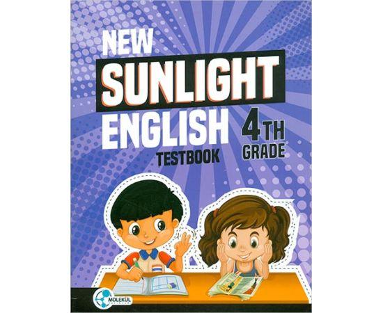 Molekül 4.Sınıf New Sunlight English Testbook