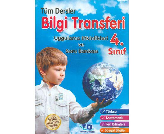4.Sınıf Tüm Dersler Soru Bankası Tandem Yayınları