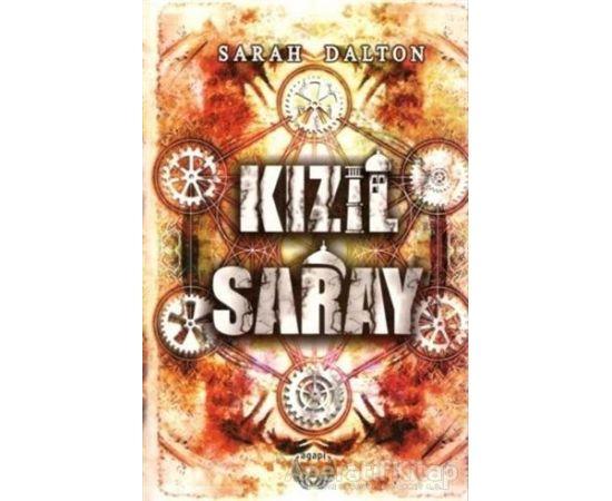 Kızıl Saray - Sarah Dalton - Agapi Yayınları