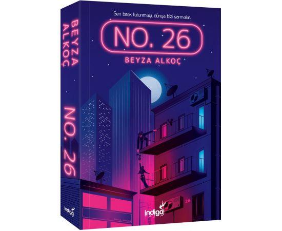 No. 26 - Beyza Alkoç - İndigo Kitap