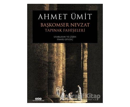 Başkomser Nevzat 2 - Tapınak Fahişeleri - Ahmet Ümit - Yapı Kredi Yayınları