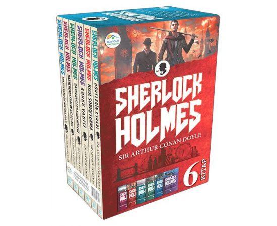 Sherlock Holmes Seti 6 Kitap Maviçatı Yayınları