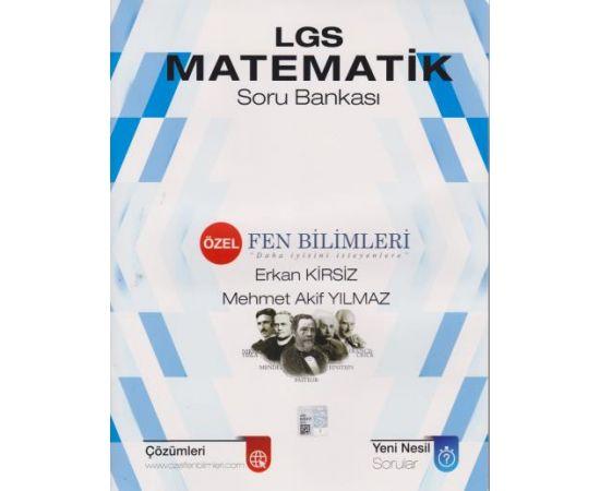 LGS Matematik Soru Bankası Özel Fen Bilimleri