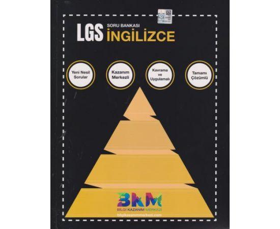 LGS İngilizce Soru Bankası Bilgi Kazanım Merkezi