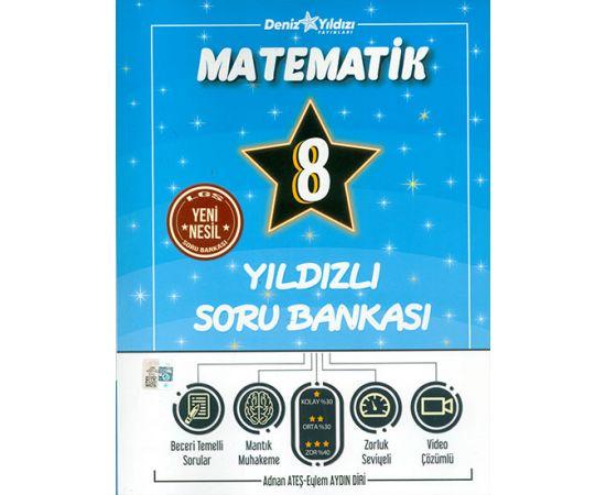8.Sınıf Matematik Yıldızlı Soru Bankası Deniz Yıldızı Yayınları