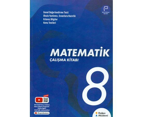 8.Sınıf Matematik Çalışma Kitabı Doğan Akademi