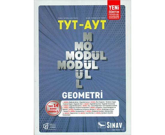 Sınav TYT AYT Geometri 14 Konu Modülü