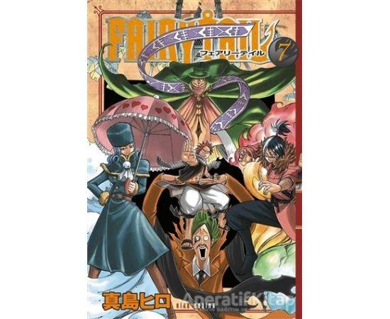 Fairy Tail 7 - Hiro Maşima - Gerekli Şeyler Yayıncılık