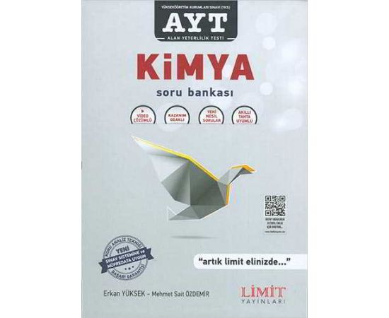 Limit AYT Kimya Soru Bankası