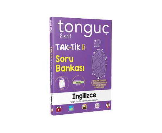 Tonguç 8.Sınıf İngilizce Taktikli Soru Bankası