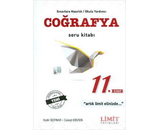 Limit 11.Sınıf Coğrafya Soru Kitabı