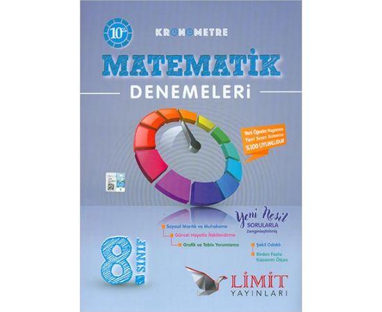 Limit 8.Sınıf Matematik Kronometre Denemeleri