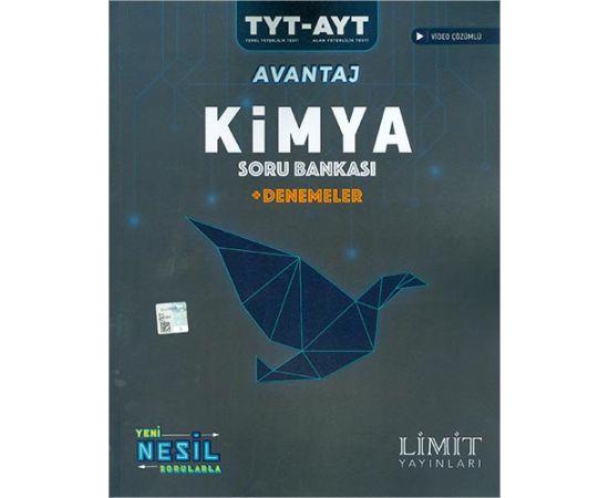 Limit TYT-AYT Kimya Soru Bankası +Denemeler