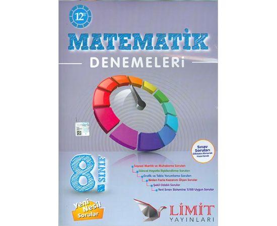 Limit 8.Sınıf Matematik Denemeleri