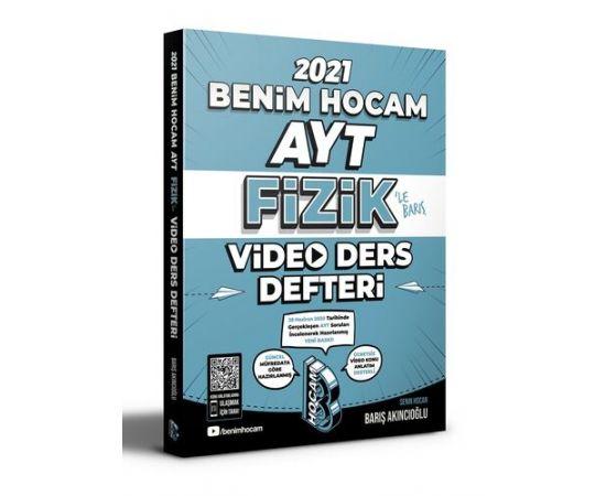 Benim Hocam 2021 AYT Fizik Video Ders Defteri