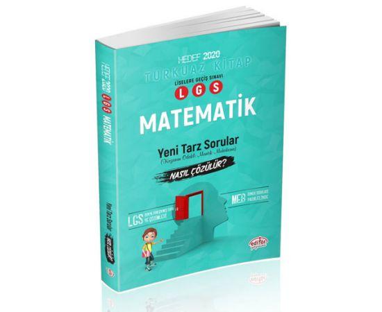 Editör LGS Matematik Mantık Muhakeme Soruları Nasıl Çözülür