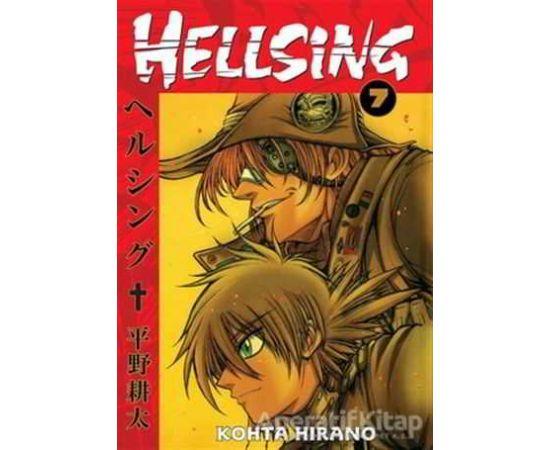 Hellsing 7. Cilt - Kohta Hirano - Gerekli Şeyler Yayıncılık
