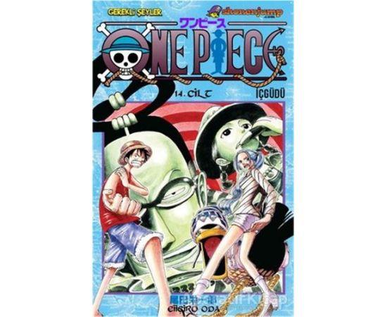 One Piece 14. Cilt - Eiiçiro Oda - Gerekli Şeyler Yayıncılık