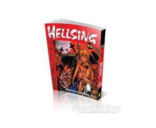 Hellsing 10. Cilt - Kohta Hirano - Gerekli Şeyler Yayıncılık