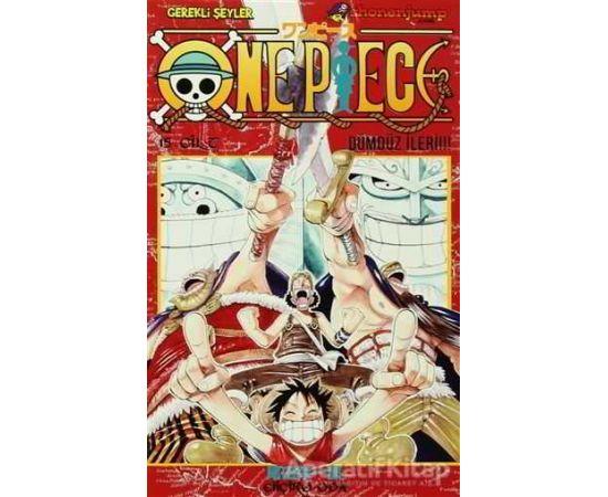 One Piece 15. Cilt - Eiiçiro Oda - Gerekli Şeyler Yayıncılık