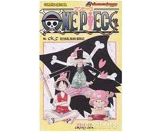 One Piece 16. Cilt - Eiiçiro Oda - Gerekli Şeyler Yayıncılık