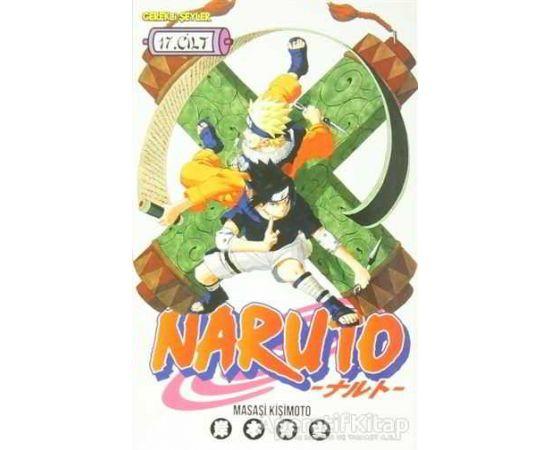 Naruto 17. Cilt - Masaşi Kişimoto - Gerekli Şeyler Yayıncılık