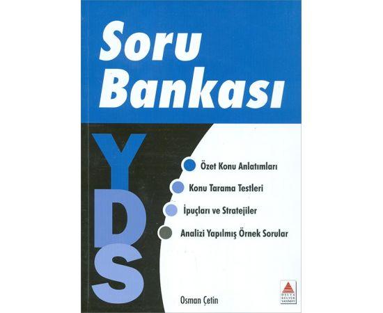 YDS Soru Bankası - Osman Çetin - Delta Kültür Yayınevi