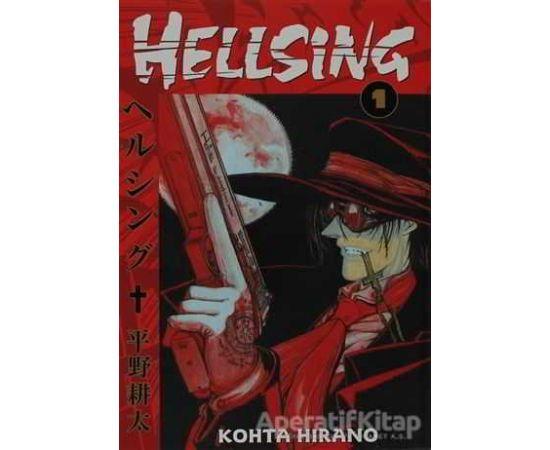 Hellsing 1. Cilt - Kohta Hirano - Gerekli Şeyler Yayıncılık