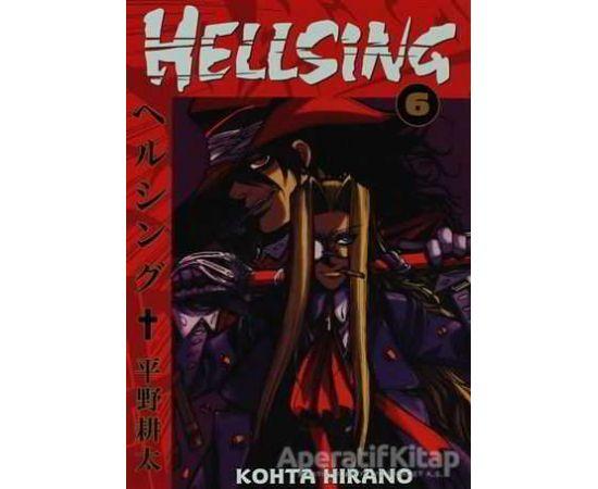 Hellsing 6. Cilt - Kohta Hirano - Gerekli Şeyler Yayıncılık